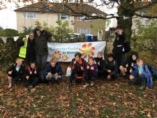 Brearley Park Bulb Planting