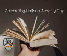 Celebrating National Reading Day