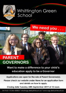 Be a Parent Governor