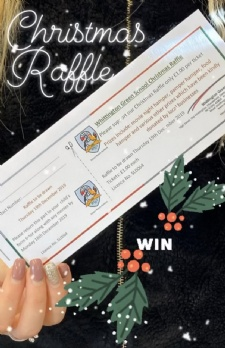 The Big Christmas Raffle Is Back