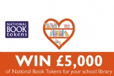 Free Books For Our Library! Nominate Our School...