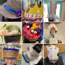 Hats off to Wear A Hat Day - Raising money for Brain Tumour Research